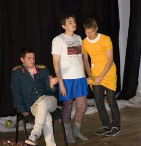 Актерское Мастерство: Импровизация